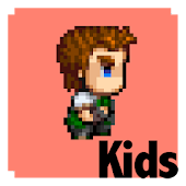 Pixel Nom kids friendly