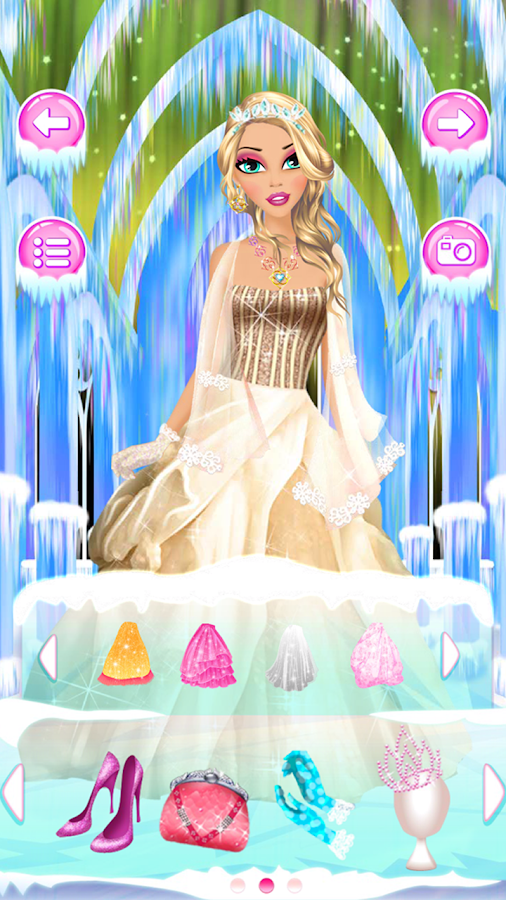 Ice Princess Spa Salon- screenshot
