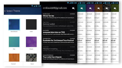 Email App for Gmail & Exchange Screenshot 27