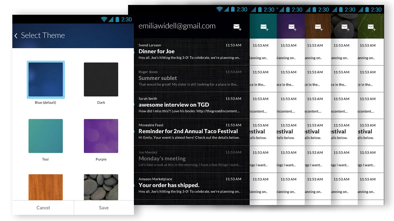 Boomerang: Email App for Gmail - screenshot