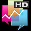 Wikinvest Portfolio HD logo