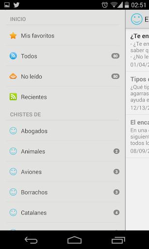 【免費娛樂App】VaUnCaracolYDerrapa, Chistes-APP點子
