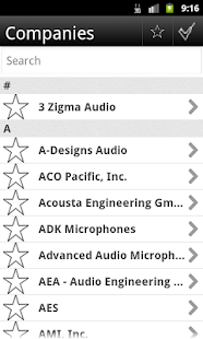 AES Mobile Convention - NY '13 - screenshot thumbnail