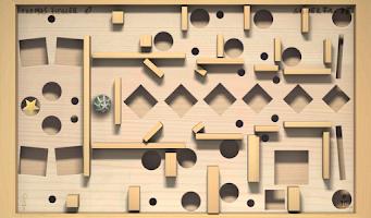 Screenshot of Shake 'n' Roll Labyrinth