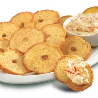 Cream Cheese-Onion Spread.