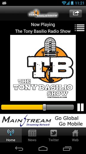 The Tony Basilio Radio Show