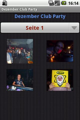 CasablancaApp - screenshot