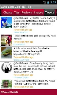 Battle Bears Gold Free Tips - screenshot thumbnail