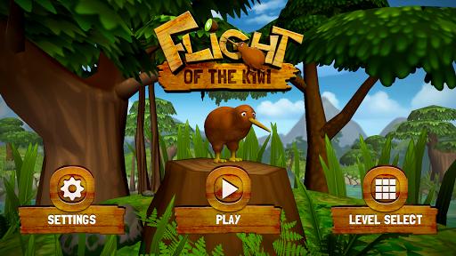Flight of the Kiwi