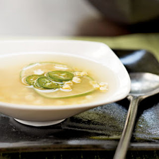 Asian Corn Soup