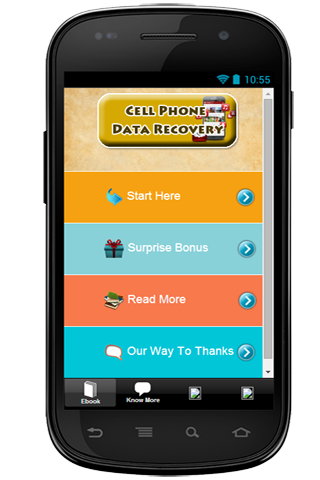 Cell Phone Data Recovery Guide