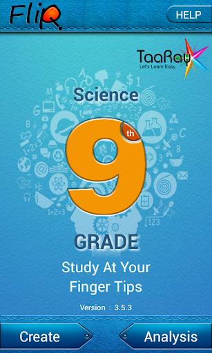 FlipQ Science Grade9 Flashcard