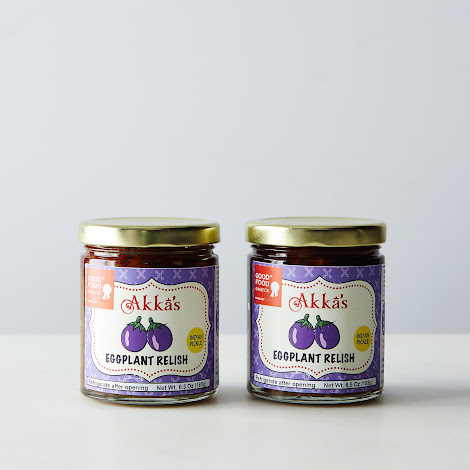 Eggplant Relish (Pack of 2)