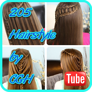 205 Hairstyle by CGH APK