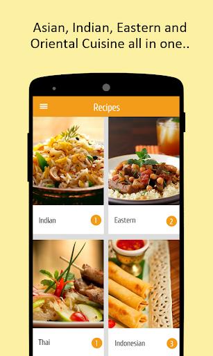Asian Oriental recipes video