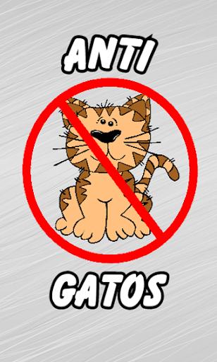 Anti Gatos Broma
