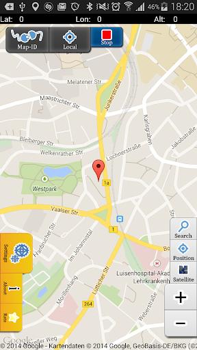 Move My GPS TB. Fake Location.