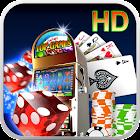 Casino 8 Games HD icon