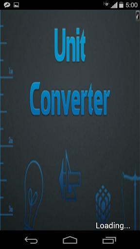 Simple Unit Converter