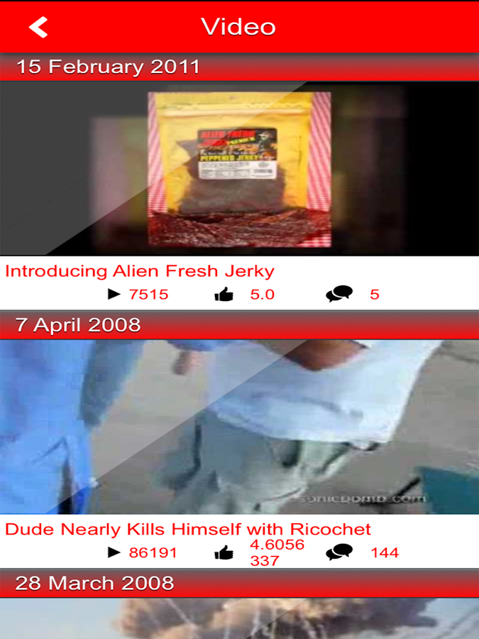 Alien Fresh Jerky- screenshot