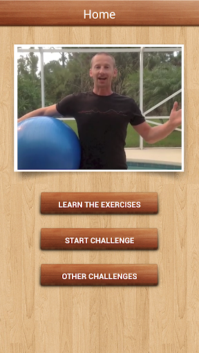 200 Stability Ball Challenge