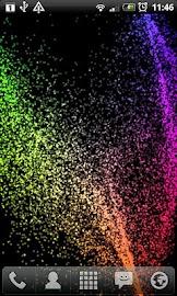 Radiant Particles Screenshot 1