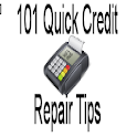 101 Quick Credit Repair Tips logo