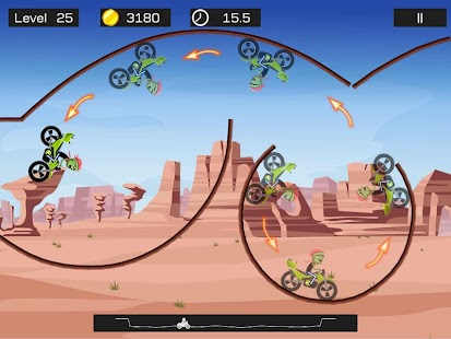 Top Bike - screenshot thumbnail