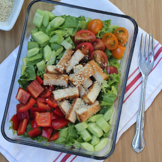 Tofu BIG Salad