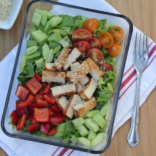 Tofu BIG Salad