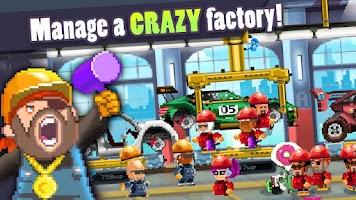 Screenshot of Motor World Car Factory