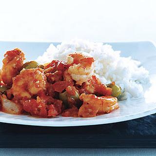 Shrimp with Sherry-Tomato Sauce