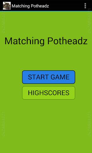 Matching Potheadz