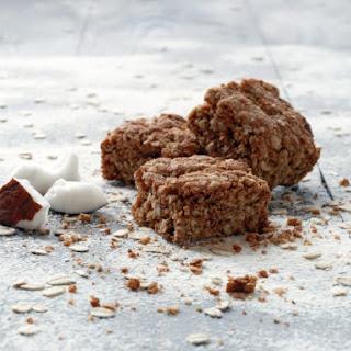Chocolate Date Coconut Bars