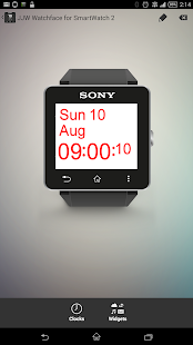 JJW Simplicity Watchface 1 SW2- screenshot thumbnail