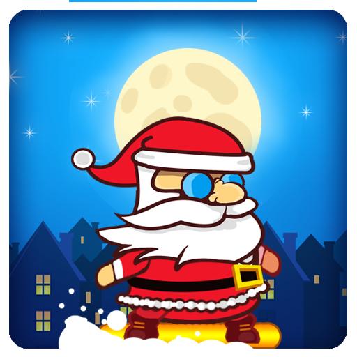サンタはクリスマスを節約! 休閒 LOGO-玩APPs