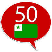 Learn Esperanto - 50 languages