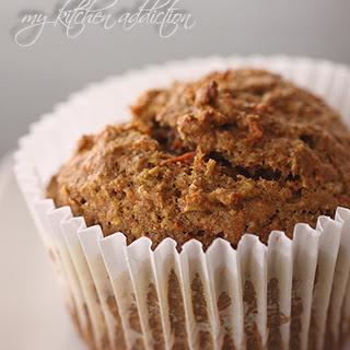 Ginger Carrot Muffins.