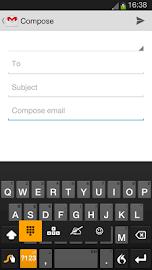 Swype Keyboard Free Screenshot 2
