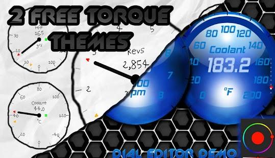 2 Free Torque Themes OBD 2 II