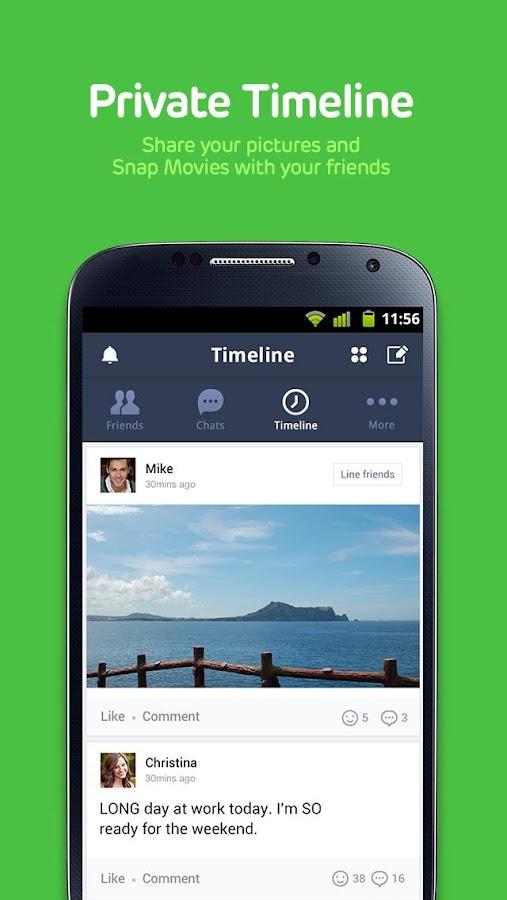 LINE: Free Calls & Messages - screenshot