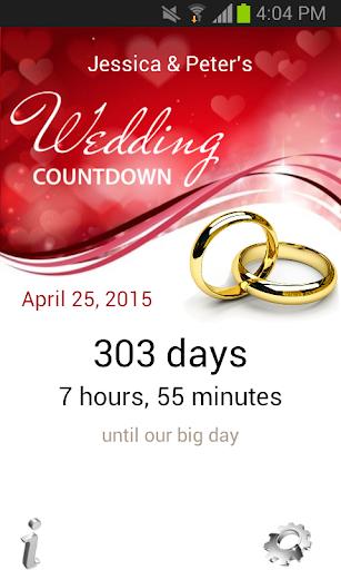 Wedding Countdown LoveQuotes