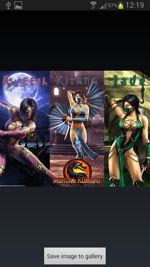 Mortal Kombat Wallpapers- screenshot