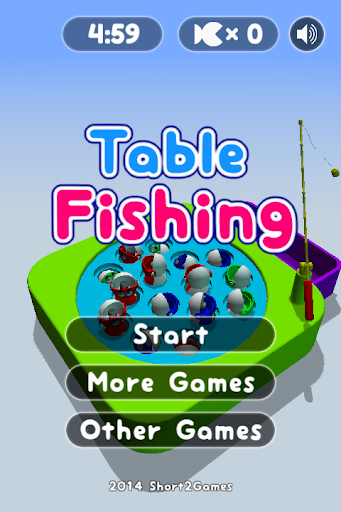 Table Fishing