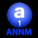 accessのオールナイトニッポンモバイル 第1回 logo