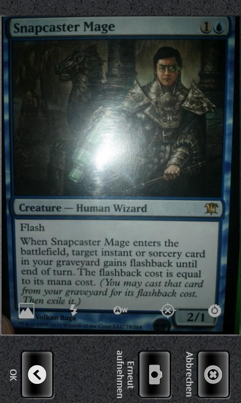 MKM Tradecheck (MTG)- screenshot