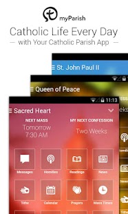 myParish - Catholic Life- screenshot thumbnail