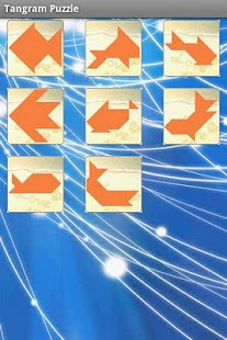 Tangram Puzzle - screenshot thumbnail