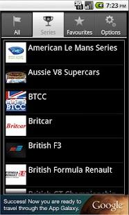 Stock Car BriSCA Calendar Free- screenshot thumbnail