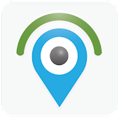 Home Security Surveillance Icon
